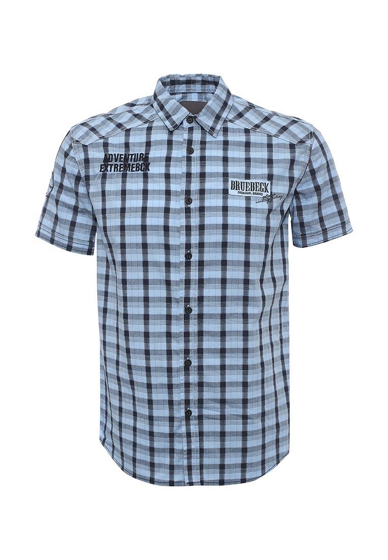 Рубашка с коротким рукавом Bruebeck 70762