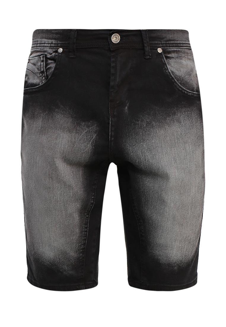 Мужские джинсовые шорты Bruebeck 71303