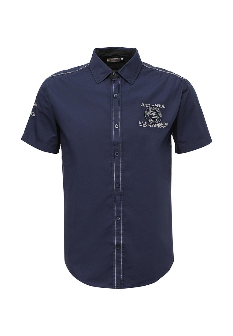 Рубашка с коротким рукавом Bruebeck 56470LT