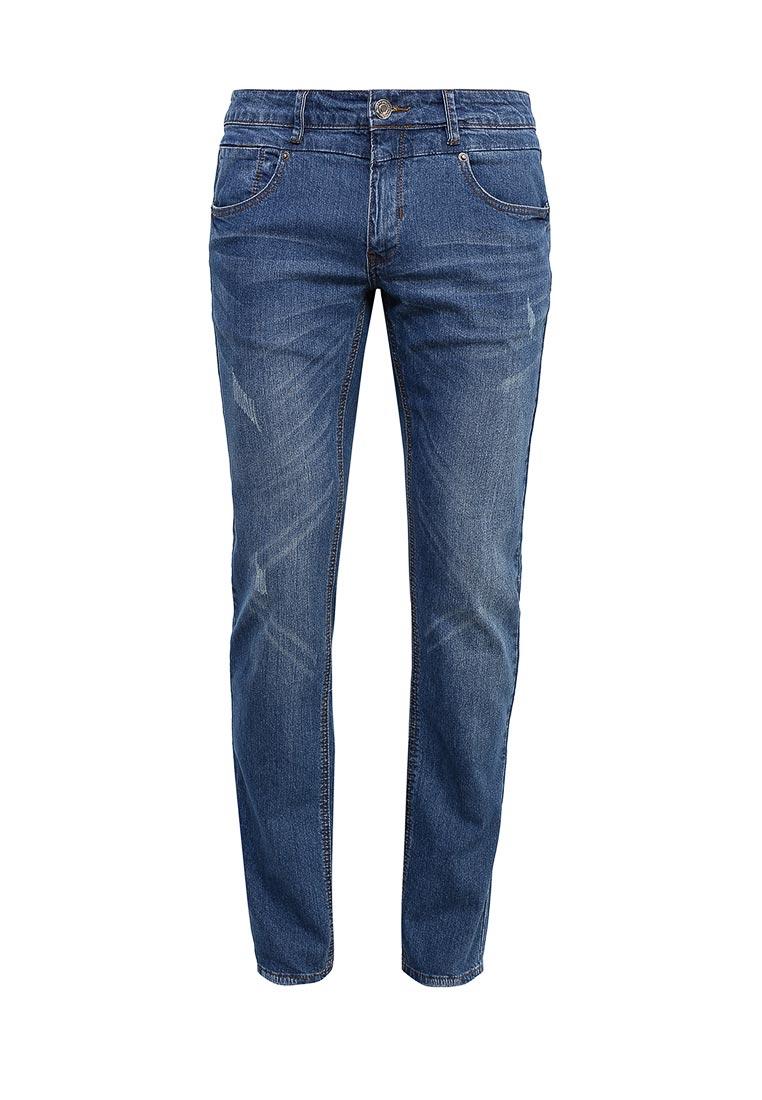 Зауженные джинсы Bruebeck 82690LA