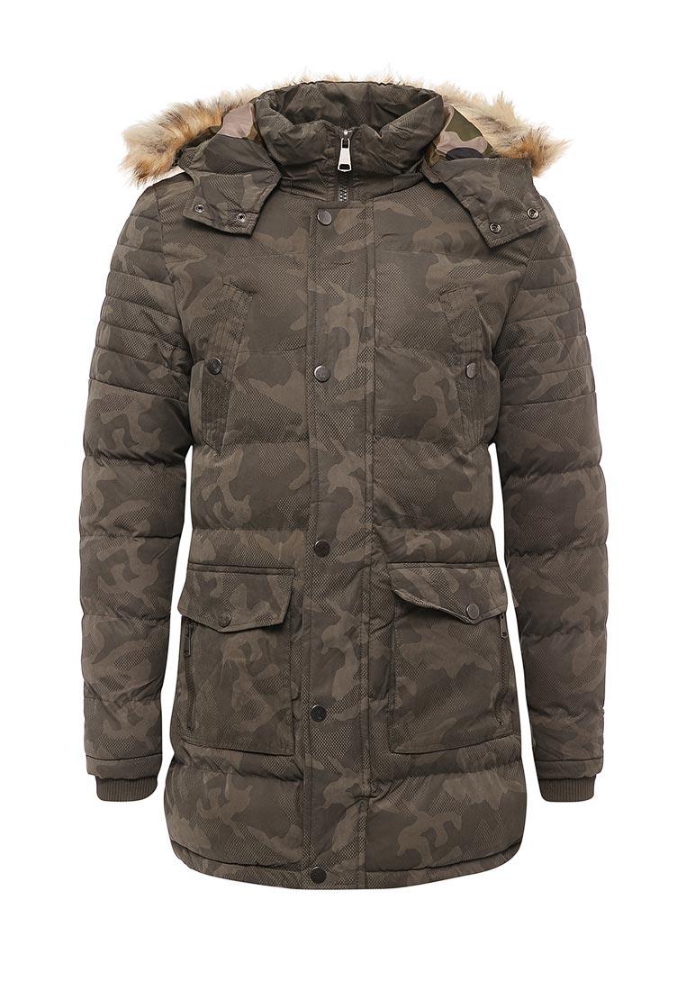 Утепленная куртка Bruebeck 76810