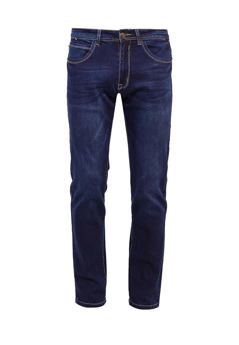 Мужские прямые джинсы Bruebeck 86100LA