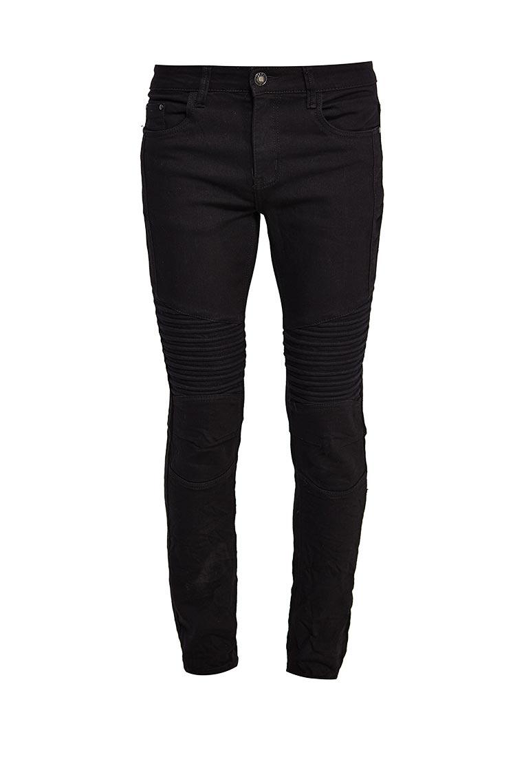 Зауженные джинсы Bruebeck 86920LA