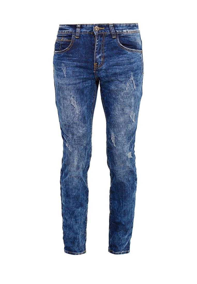 Зауженные джинсы Bruebeck 86940LA