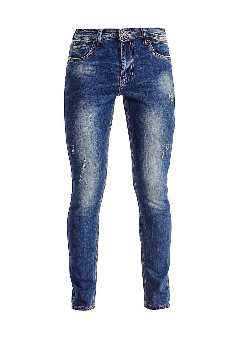 Зауженные джинсы Bruebeck 86950LA