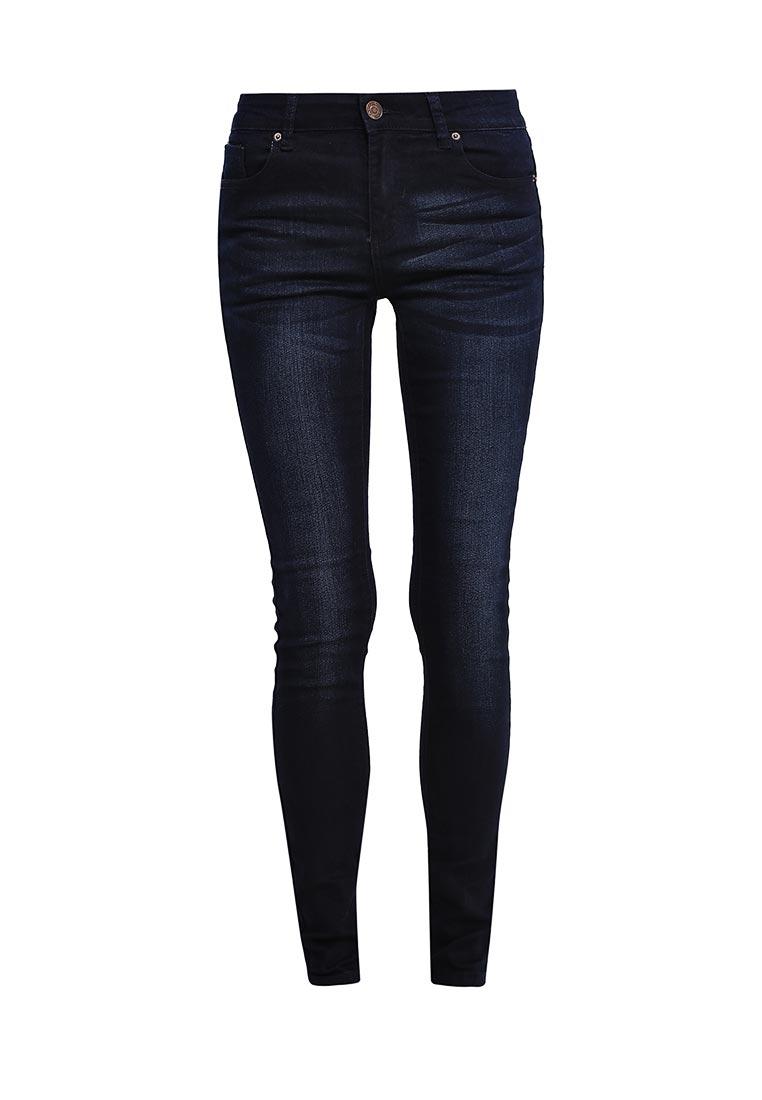 Зауженные джинсы Bruebeck 78560LA