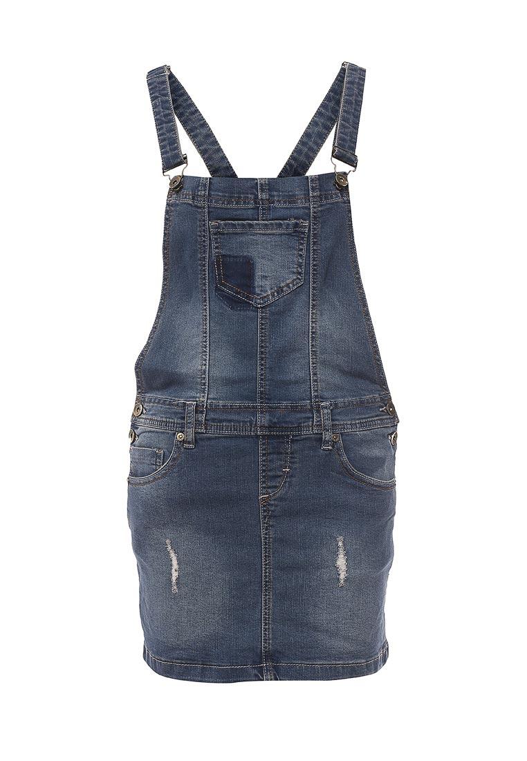 Платье-мини Bruebeck 65820