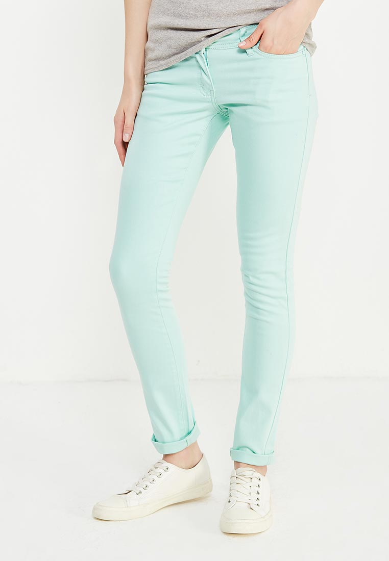 Женские зауженные брюки Bruebeck 58792