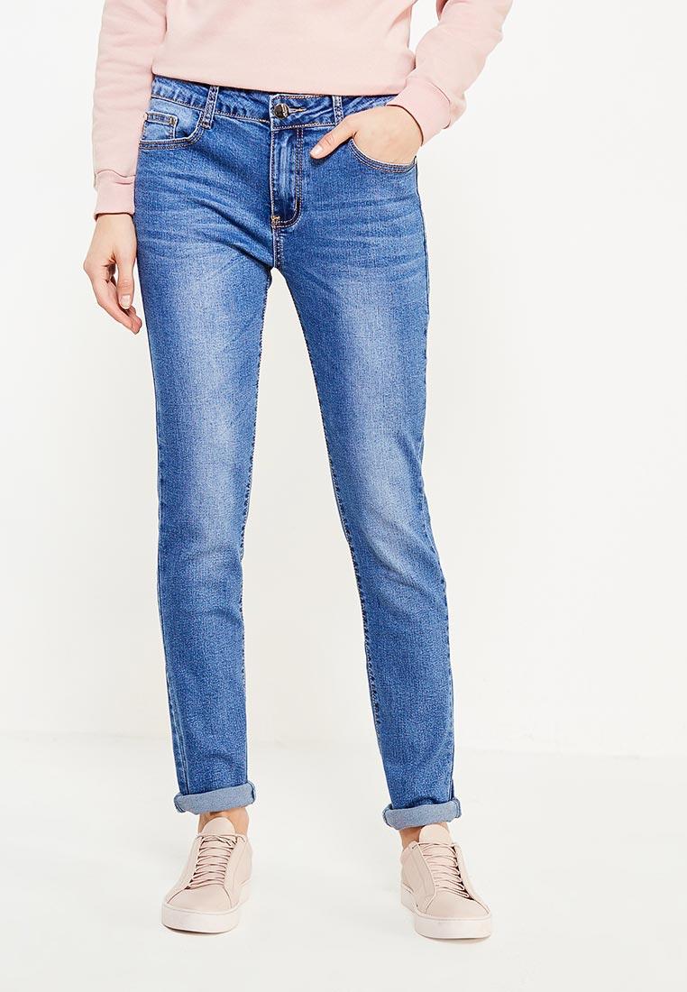 Зауженные джинсы Bruebeck 87690LA