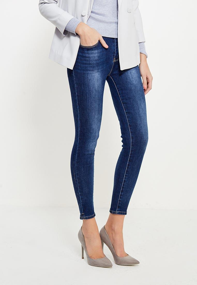 Зауженные джинсы Bruebeck 87700LA