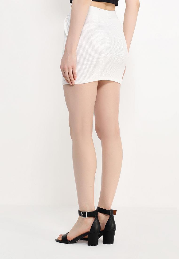 Прямая юбка Bright Girl R23-036