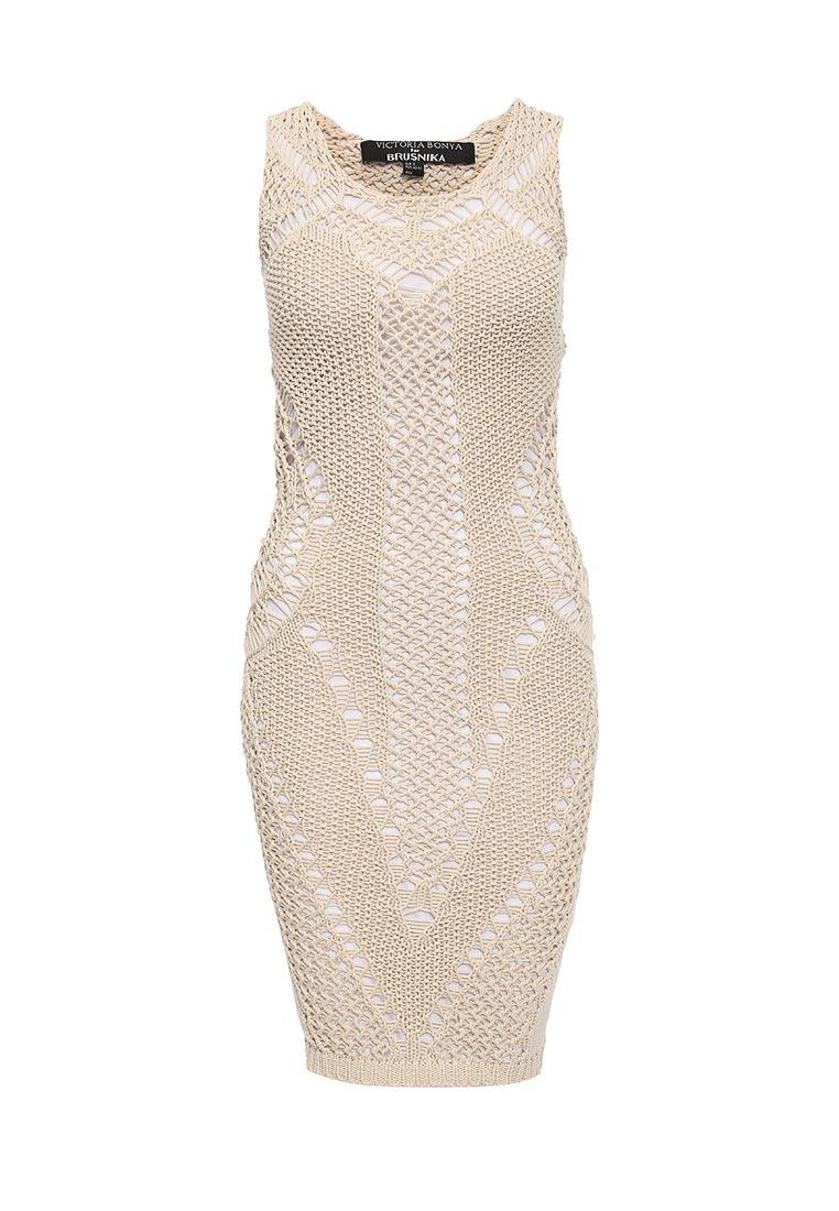 Платье-миди BRUSNIKA 001-П792-03: изображение 5