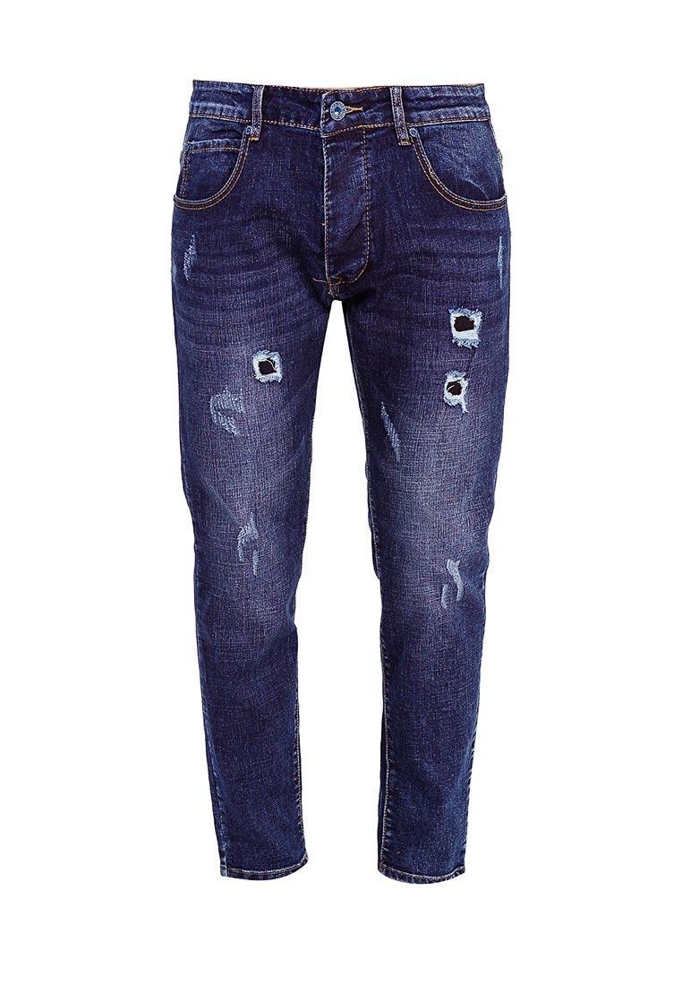 Зауженные джинсы Bruno Leoni R-JK9663