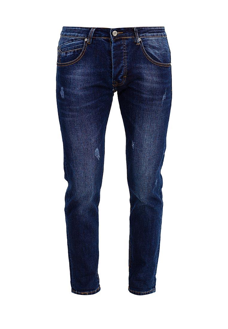 Зауженные джинсы Bruno Leoni R-JK9666