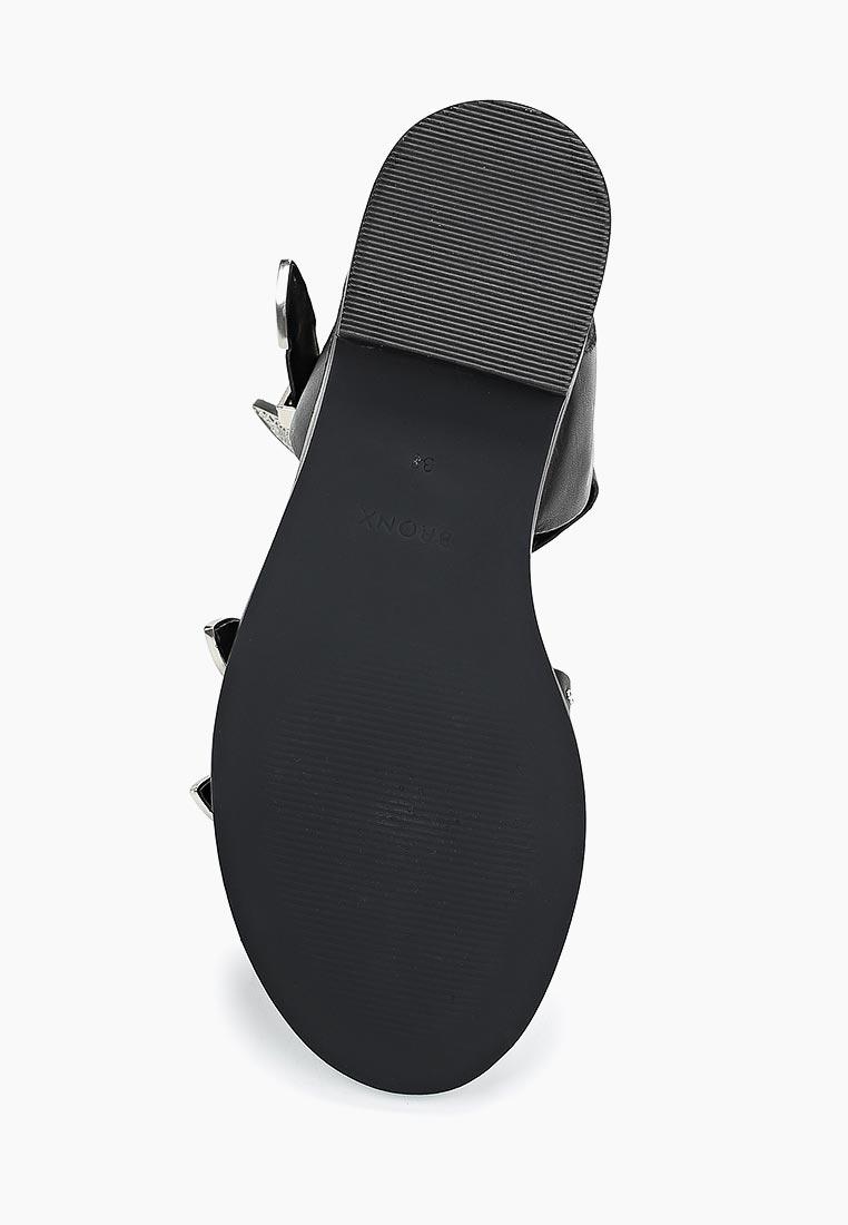 Женские сандалии Bronx (Бронкс) 84611-A-01: изображение 3