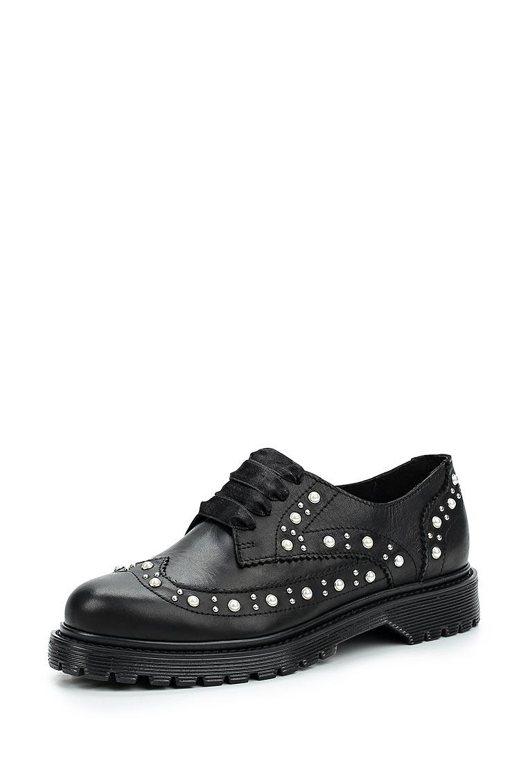 Женские ботинки Bronx (Бронкс) 66125-CA-01