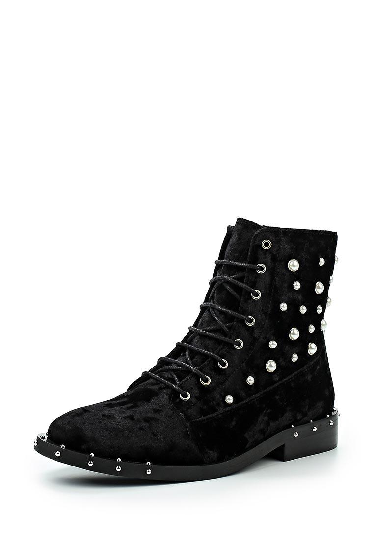 Женские ботинки Bronx (Бронкс) 47076-G-01