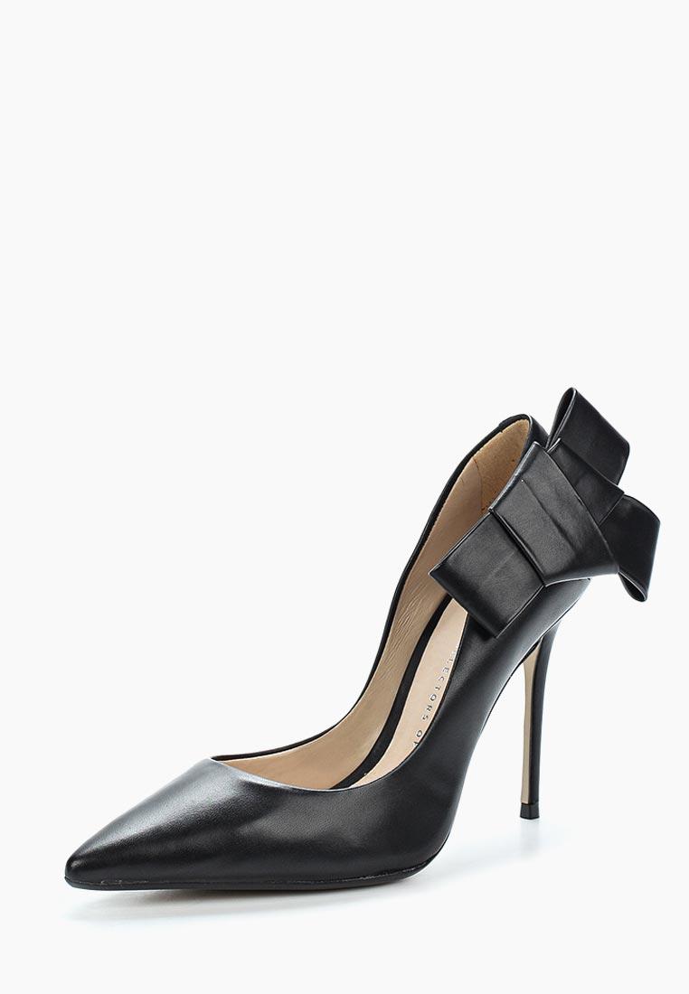 Женские туфли Bronx (Бронкс) 75091-B- 01