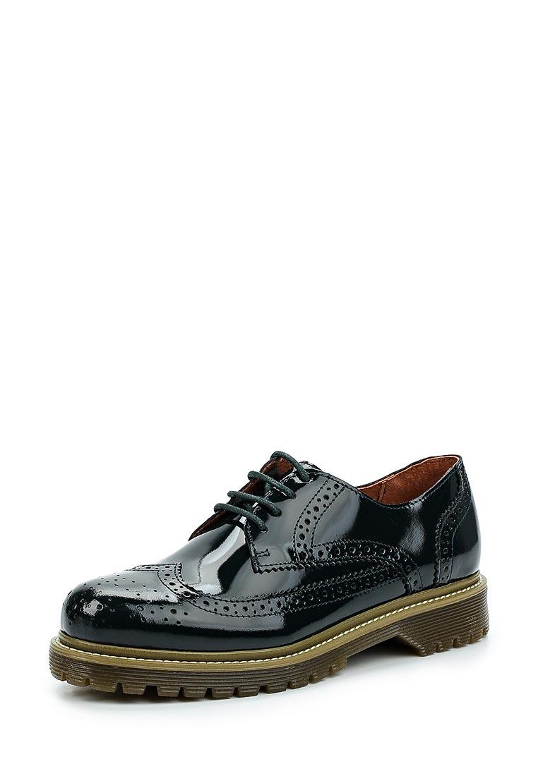 Женские ботинки Bronx (Бронкс) 65336-N-1780