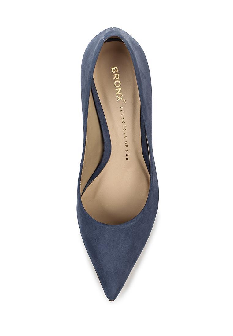 Женские туфли Bronx (Бронкс) 74951A-GA-2004: изображение 4