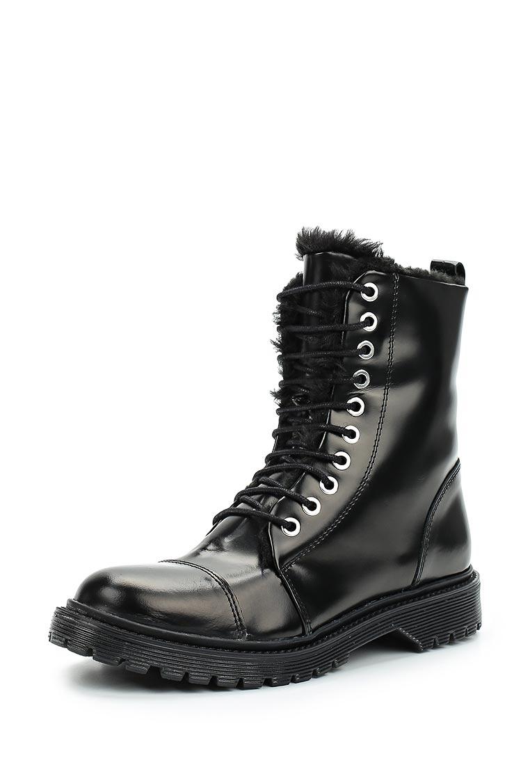 Женские ботинки Bronx (Бронкс) 47008-BP187