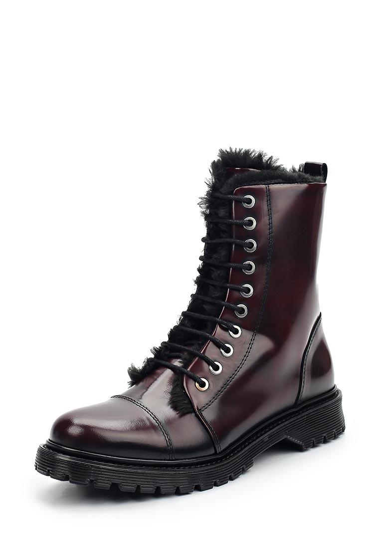 Женские ботинки Bronx (Бронкс) 47008-BP34