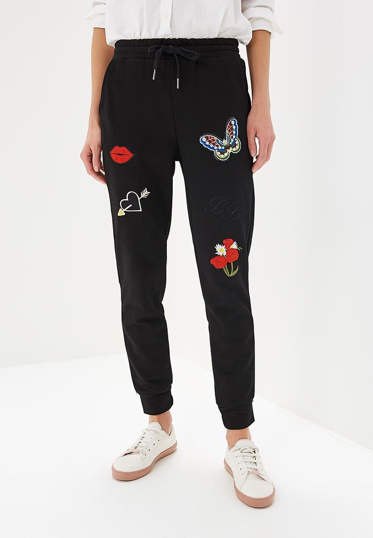 Женские зауженные брюки Brigitte Bardot BB51043