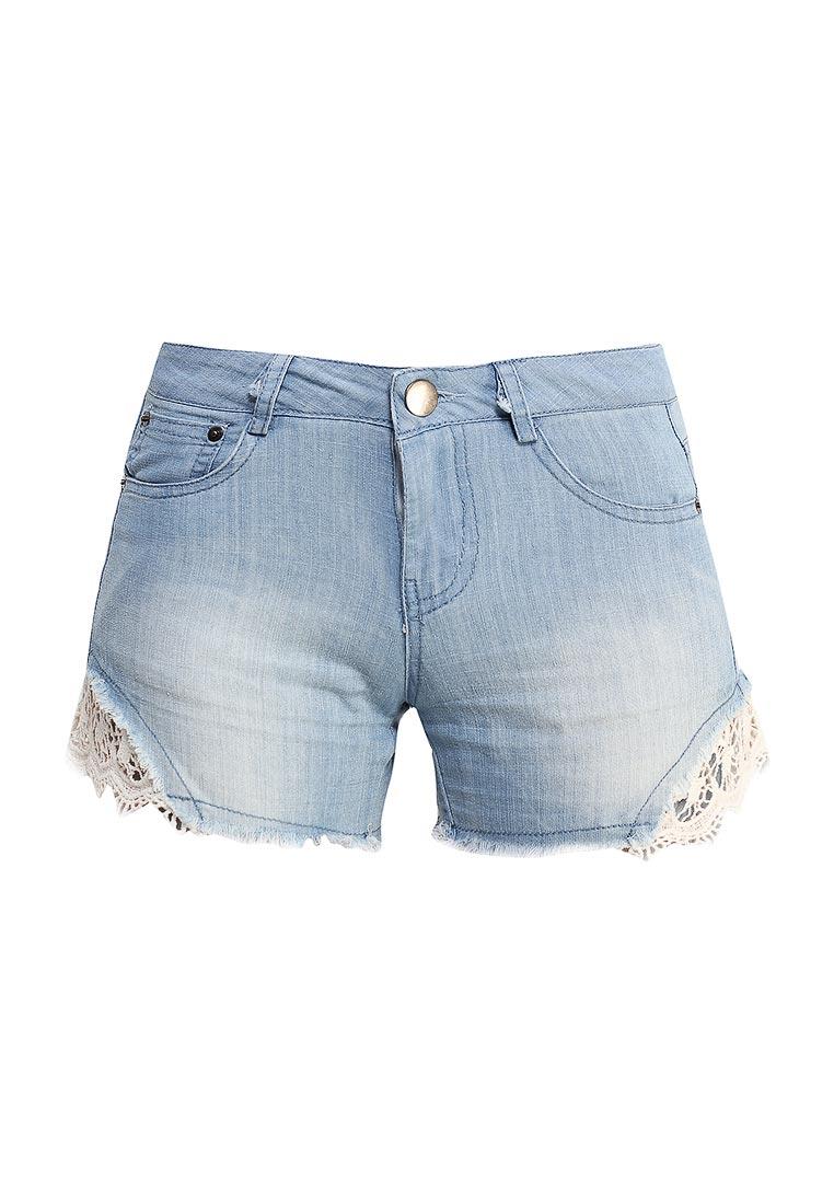 Женские джинсовые шорты Brigitte Bardot BB48114