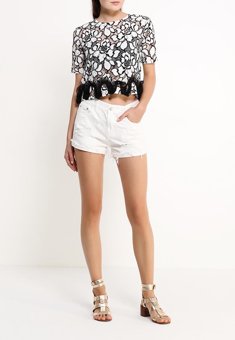 Женские джинсовые шорты Brigitte Bardot BB48122: изображение 6