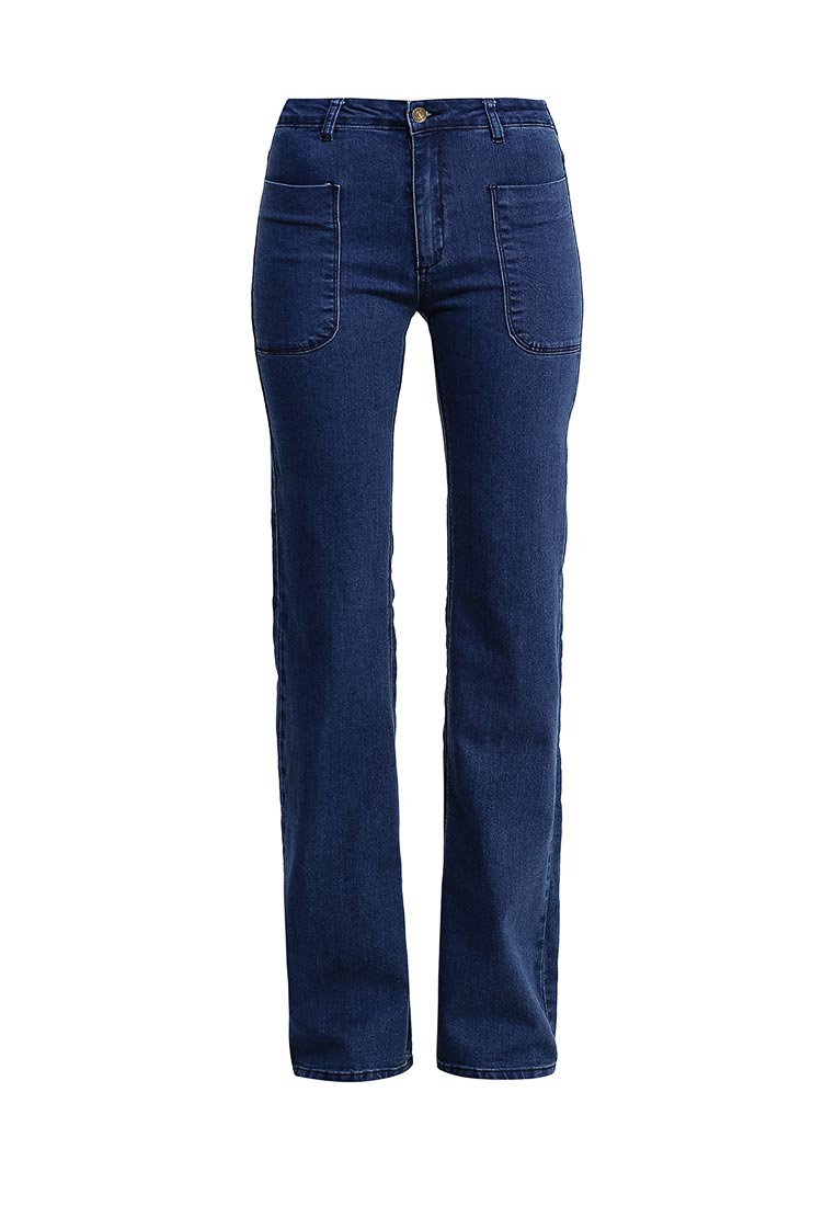 Широкие и расклешенные джинсы Brigitte Bardot BB49078