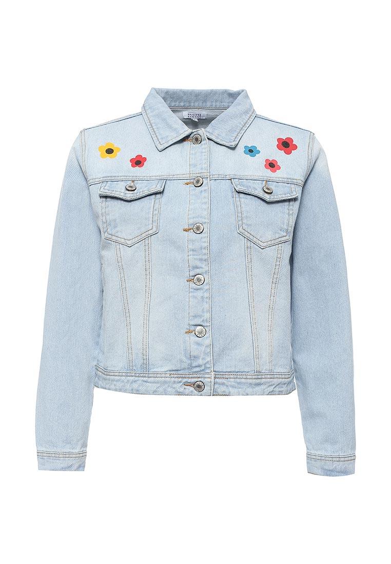 Джинсовая куртка Brigitte Bardot BB50096