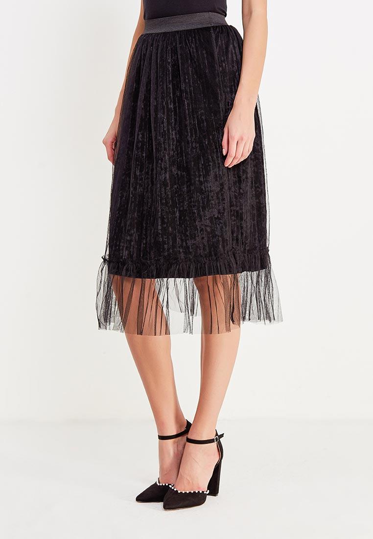 Широкая юбка Brigitte Bardot BB51036