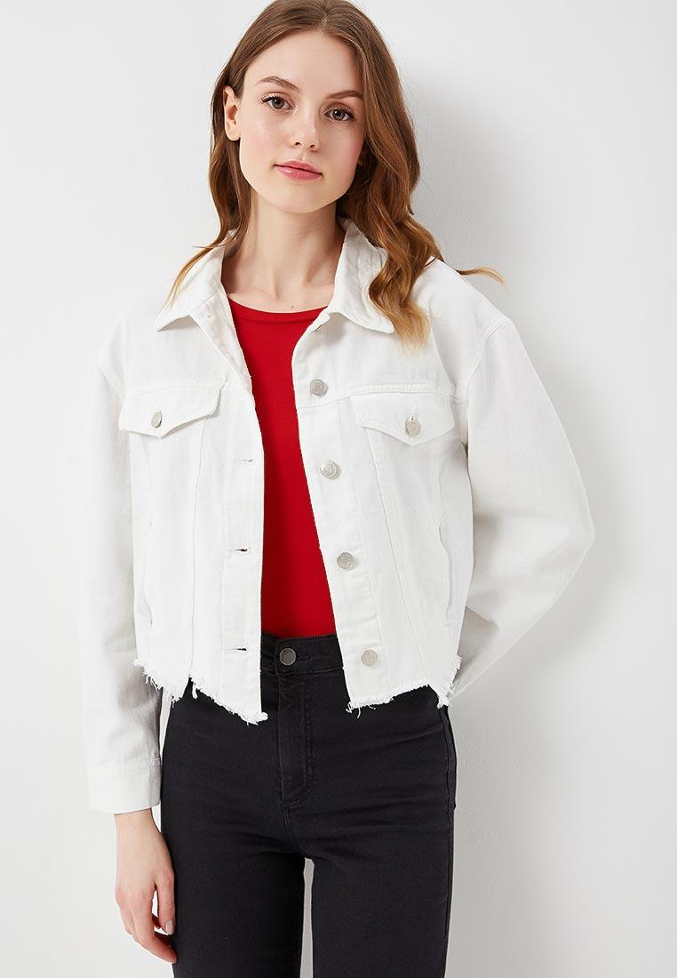 Джинсовая куртка B.Style F7-MDL83002