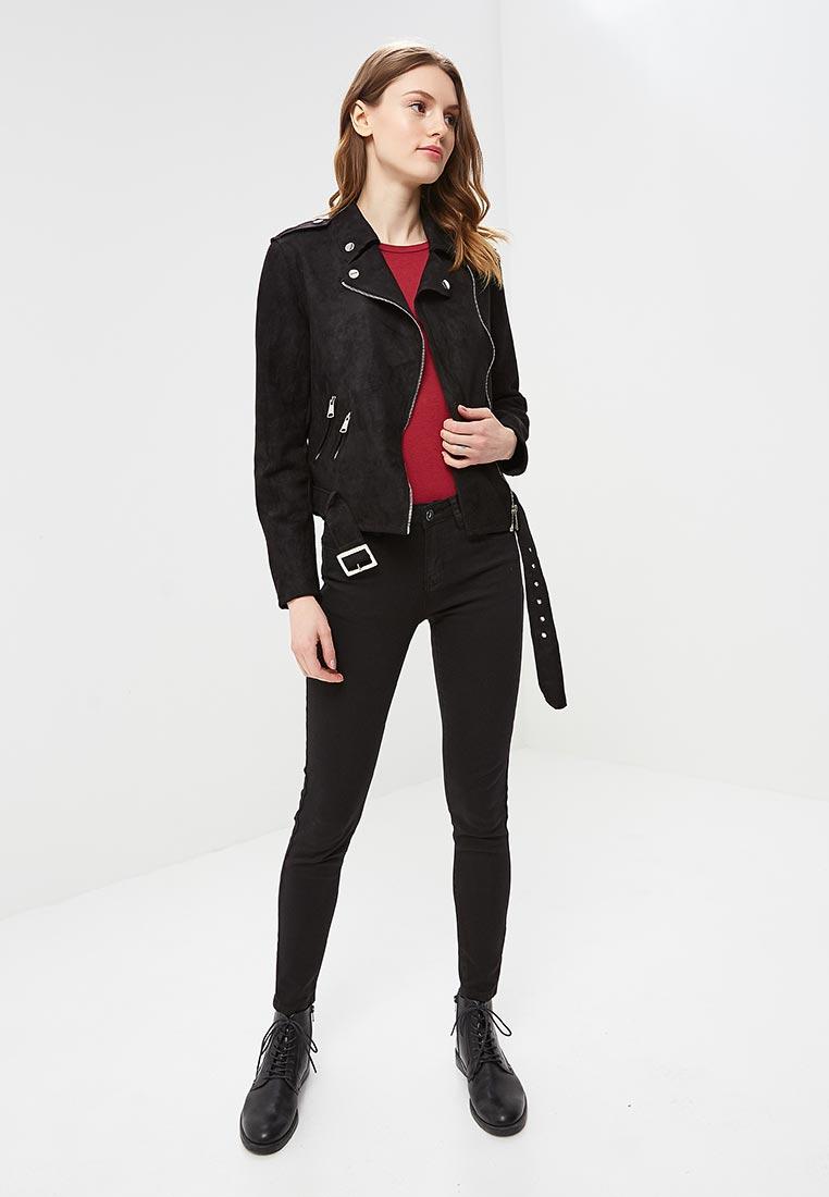 Кожаная куртка B.Style F7-MDL83011: изображение 2
