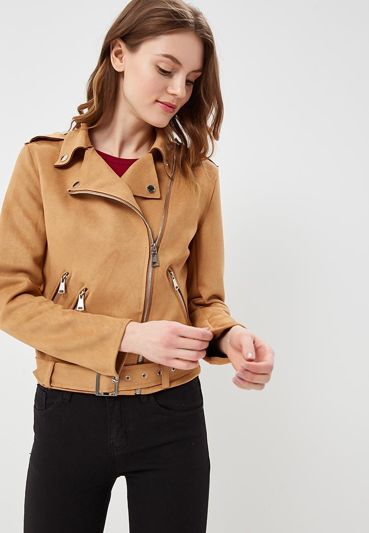Кожаная куртка B.Style F7-MDL83011
