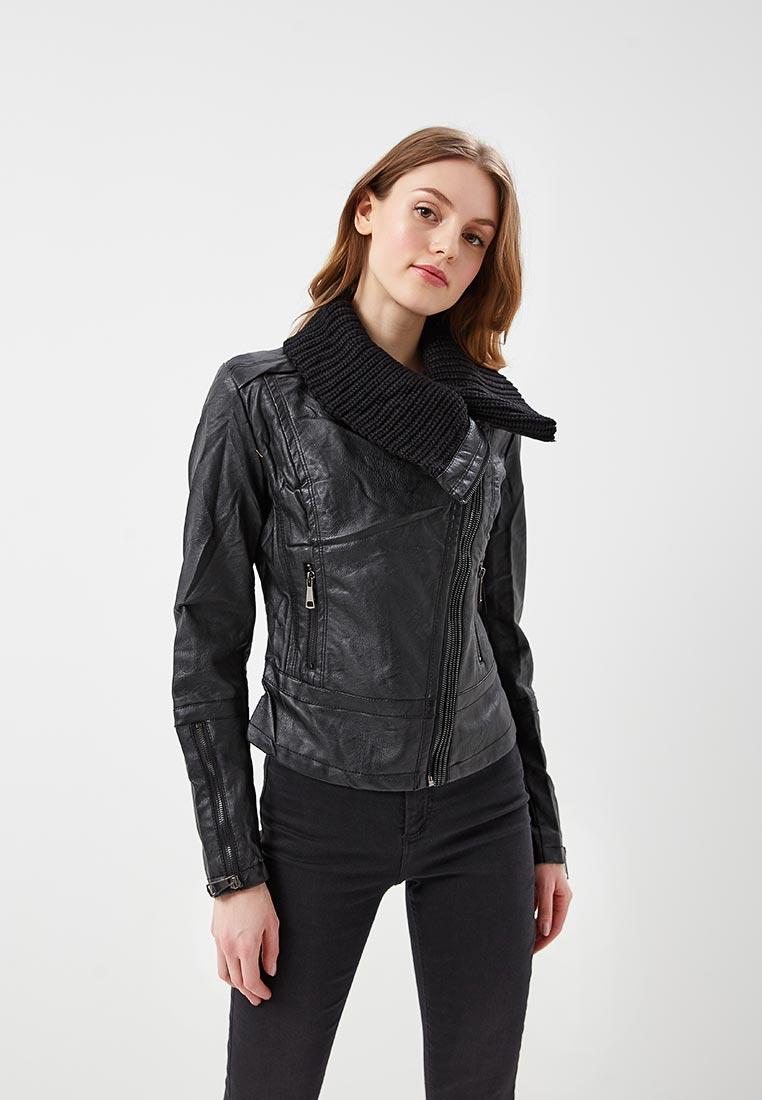 Кожаная куртка B.Style F7-P65020