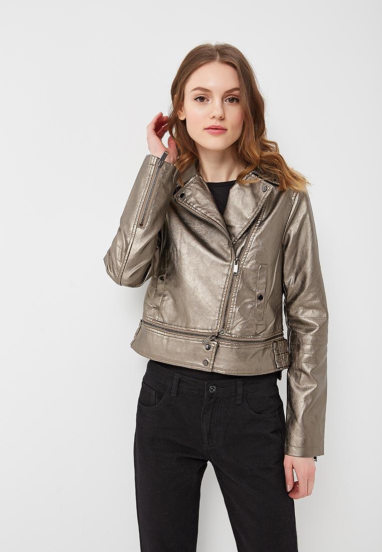 Кожаная куртка B.Style F7-P75067