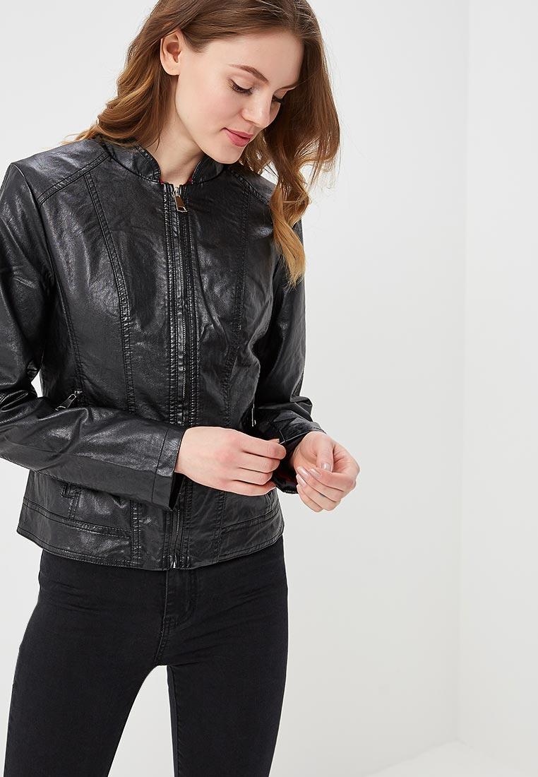 Кожаная куртка B.Style F7-P75083