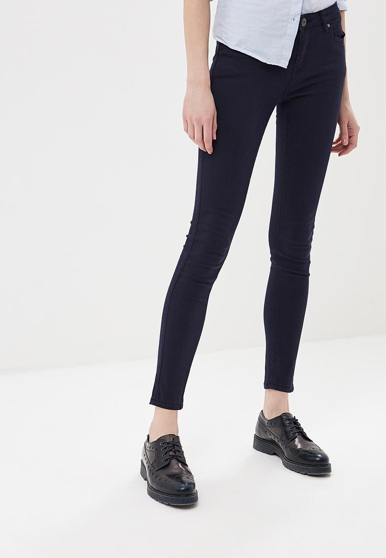 Женские зауженные брюки B.Style F7-LC228