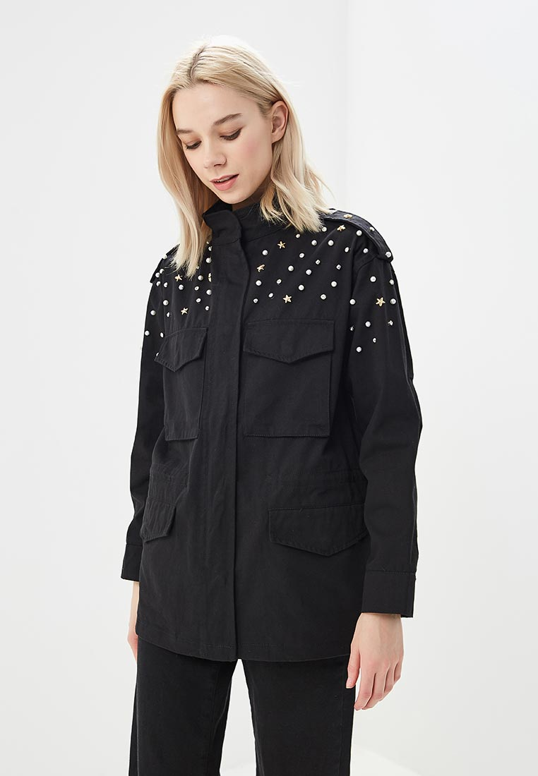 Джинсовая куртка B.Style F7-MDL83008