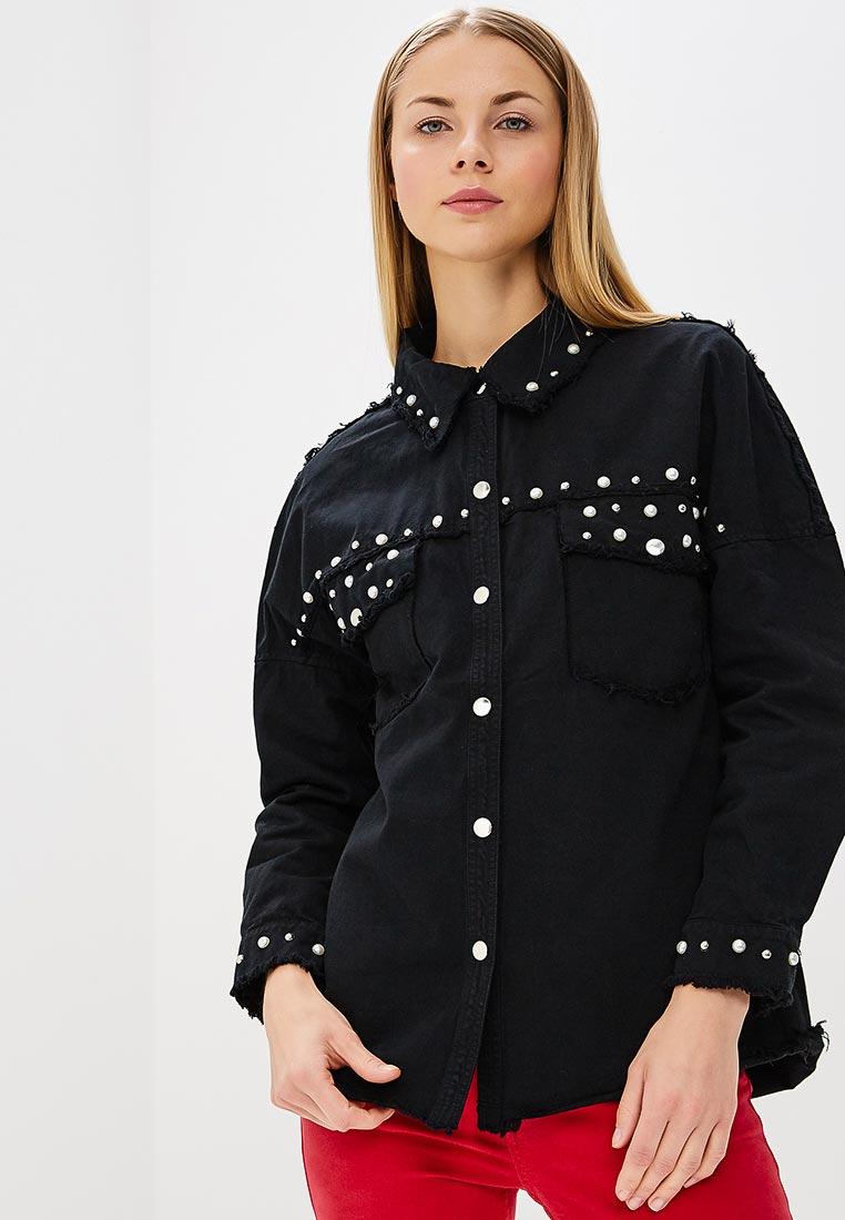 Джинсовая куртка B.Style F7-P75095