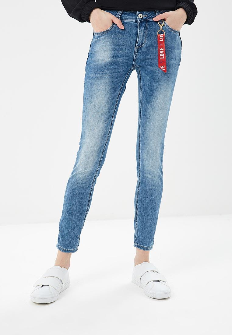 Зауженные джинсы B.Style F7-SH82018