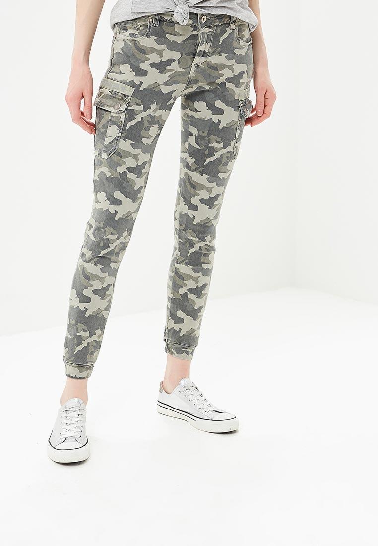 Женские зауженные брюки B.Style F7-SH82021