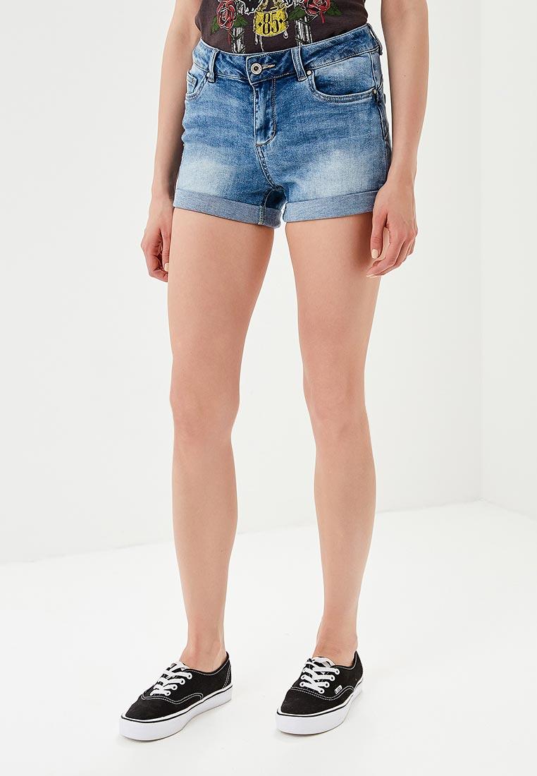 Женские джинсовые шорты B.Style F7-SH82027