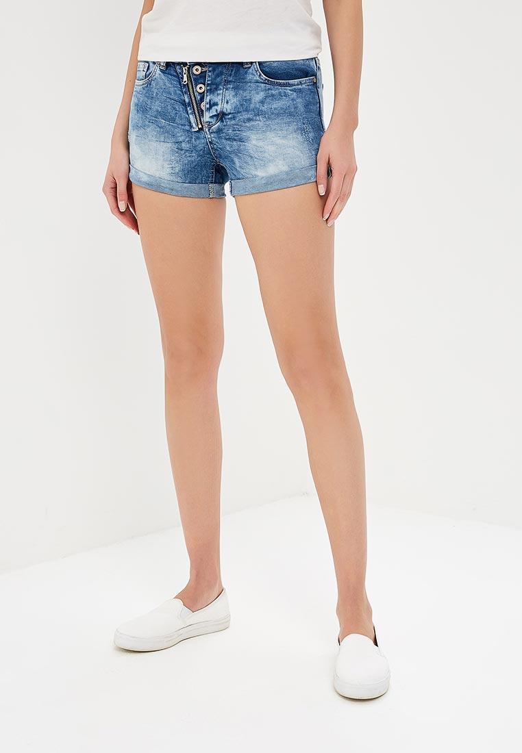 Женские джинсовые шорты B.Style F7-SH82029