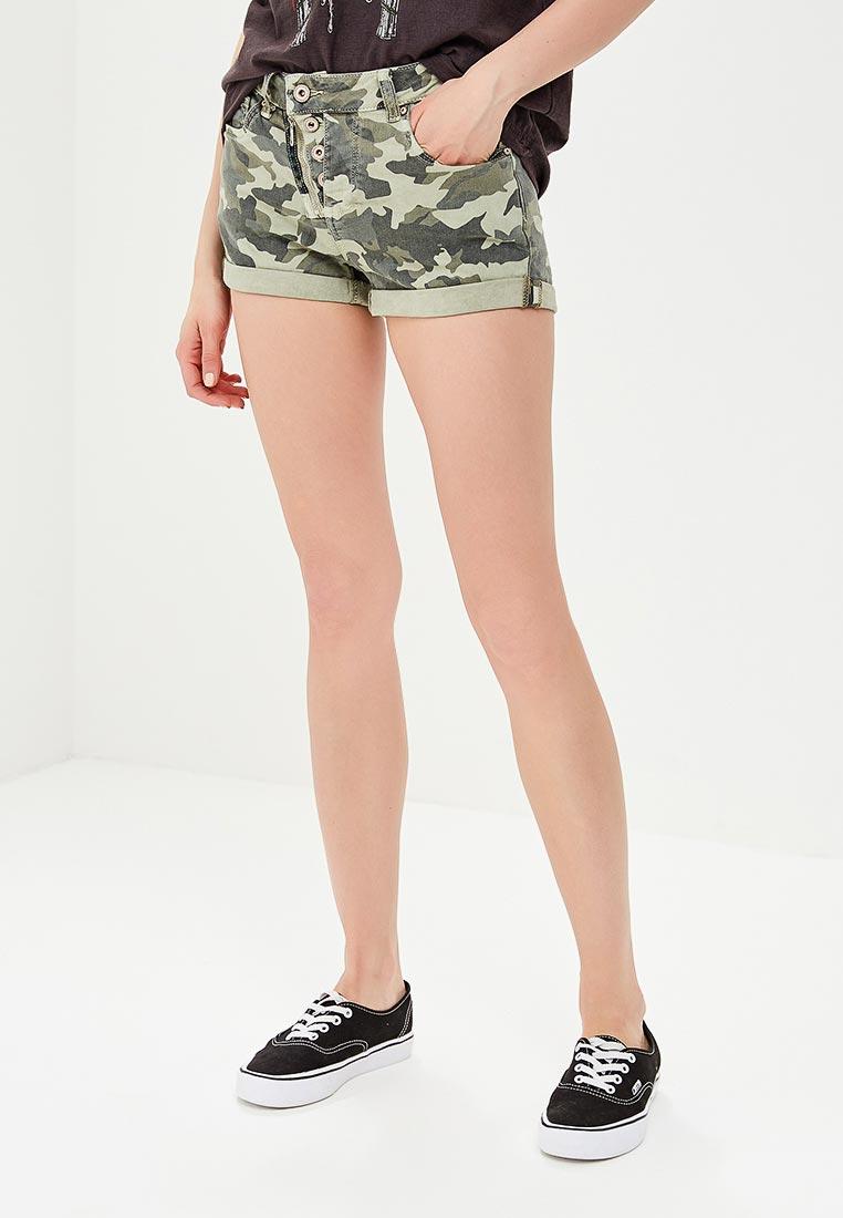 Женские повседневные шорты B.Style F7-SH82030