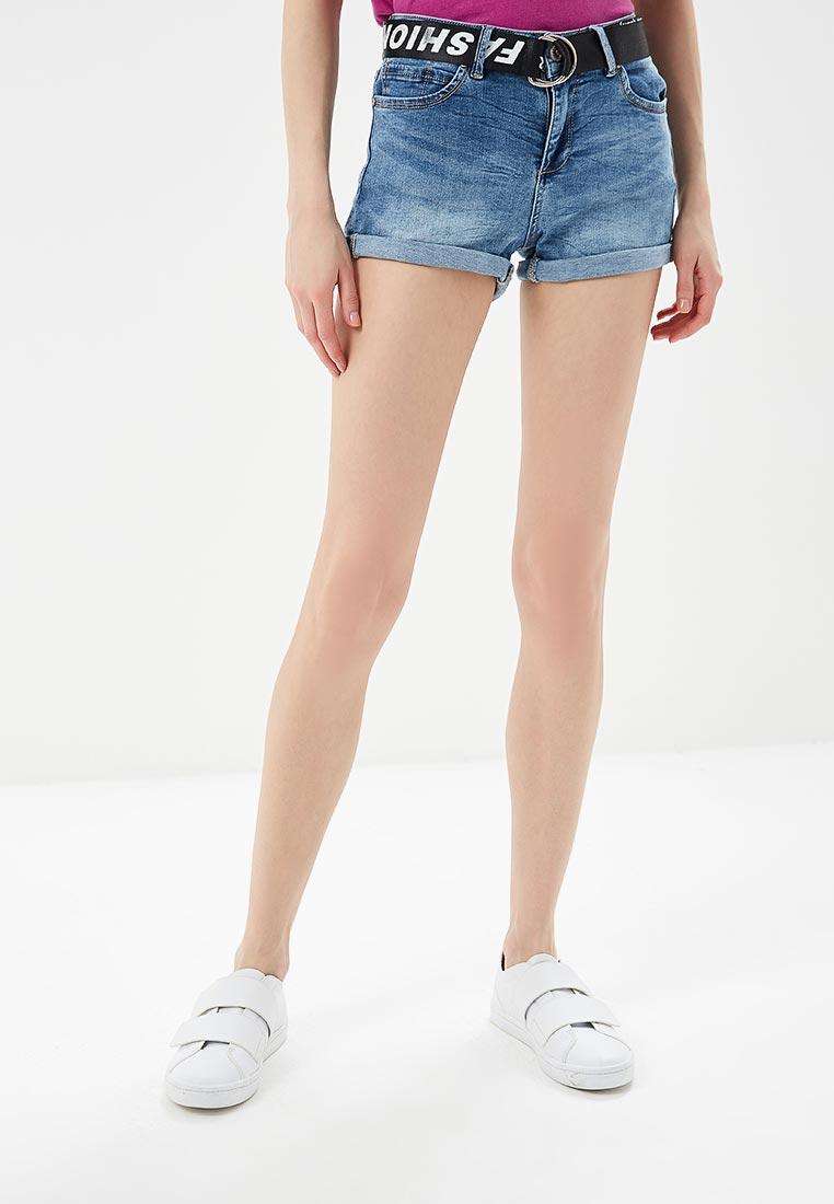 Женские джинсовые шорты B.Style F7-SH82032
