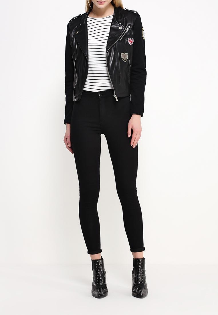 Кожаная куртка B.Style R10-P65003: изображение 2