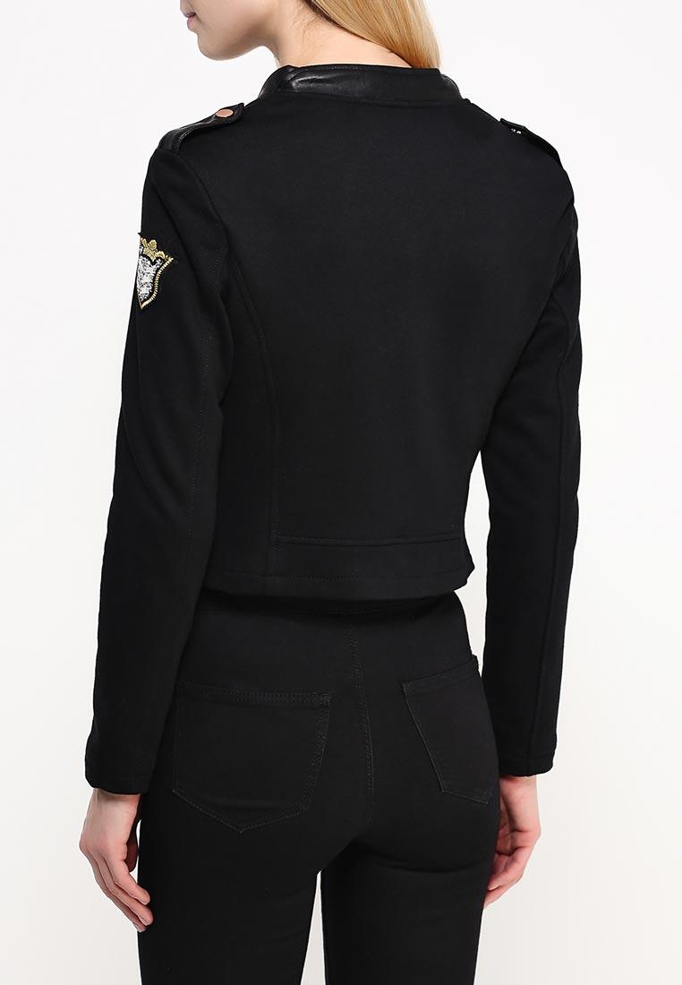 Кожаная куртка B.Style R10-P65003: изображение 4