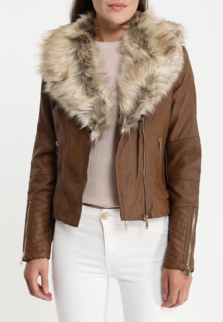 Кожаная куртка B.Style R10-P65019: изображение 7